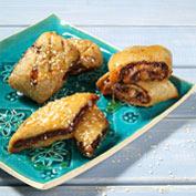 עוגיות סולת ותמרים / מַקְרוּט או מַקְרוּד